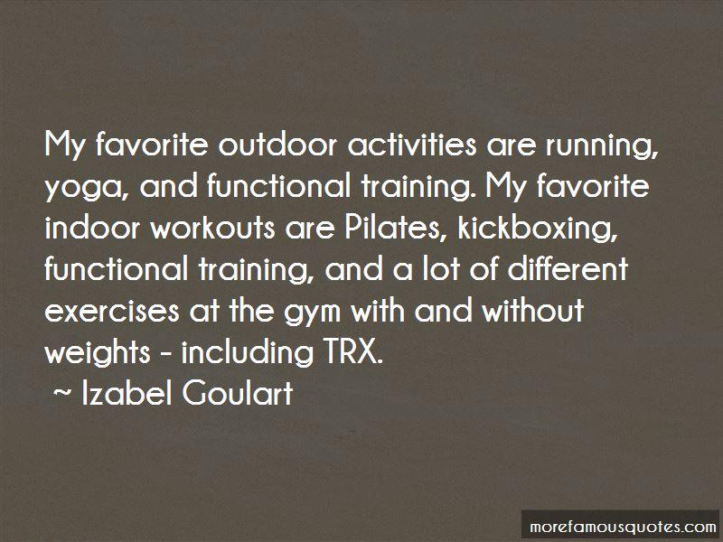 Izabel Goulart Quotes Pictures 3