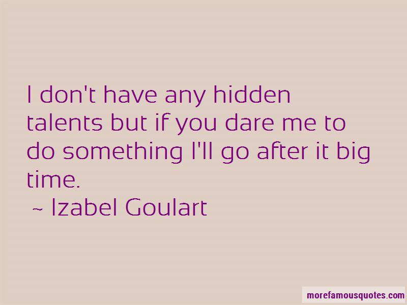 Izabel Goulart Quotes Pictures 4