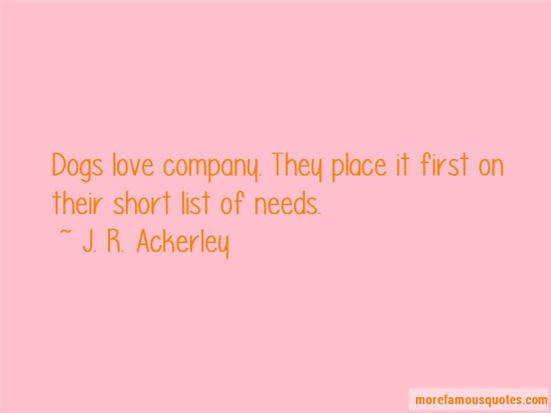 J. R. Ackerley Quotes Pictures 2