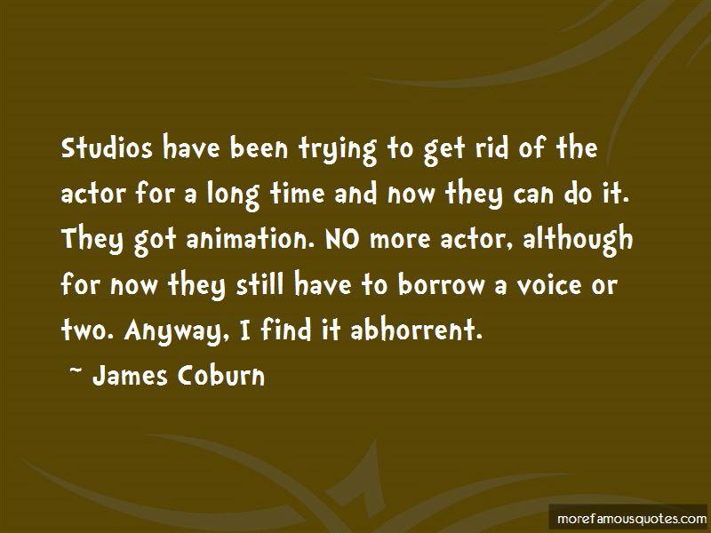James Coburn Quotes