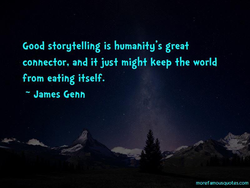 James Genn Quotes
