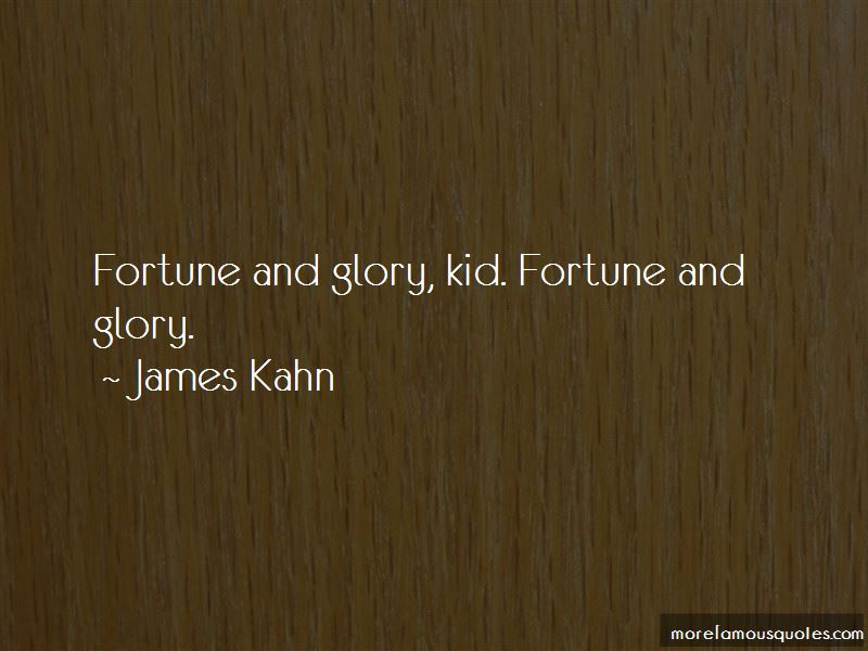 James Kahn Quotes