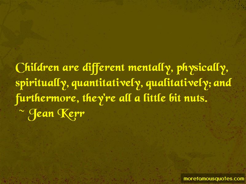Jean Kerr Quotes