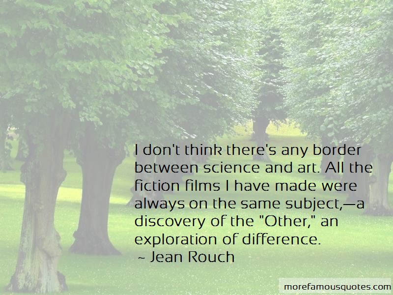 Jean Rouch Quotes Pictures 3
