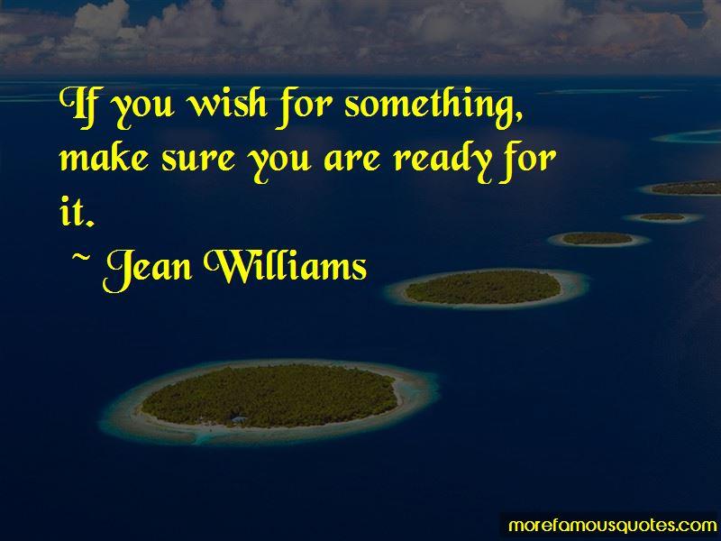 Jean Williams Quotes Pictures 2