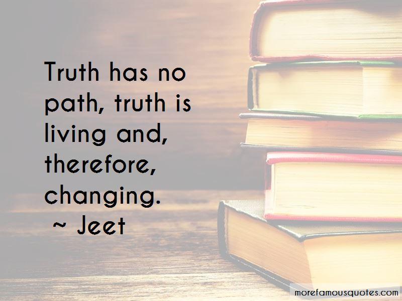 Jeet Quotes