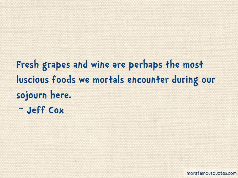 Jeff Cox Quotes Pictures 3
