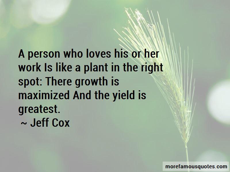 Jeff Cox Quotes Pictures 4
