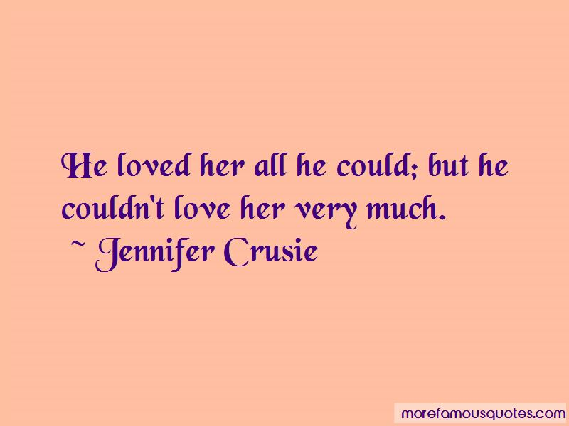 Jennifer Crusie Quotes Pictures 2