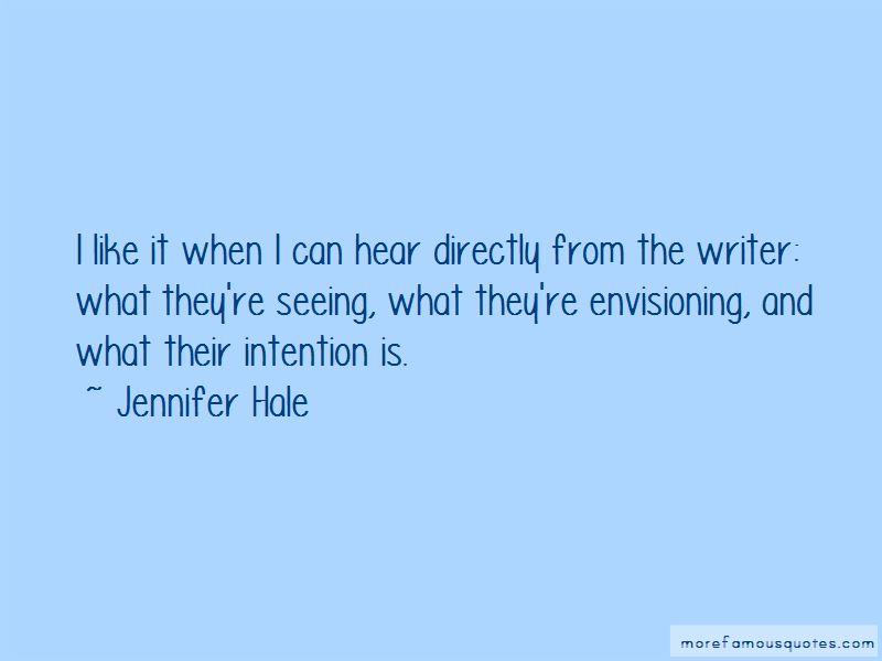 Jennifer Hale Quotes Pictures 2