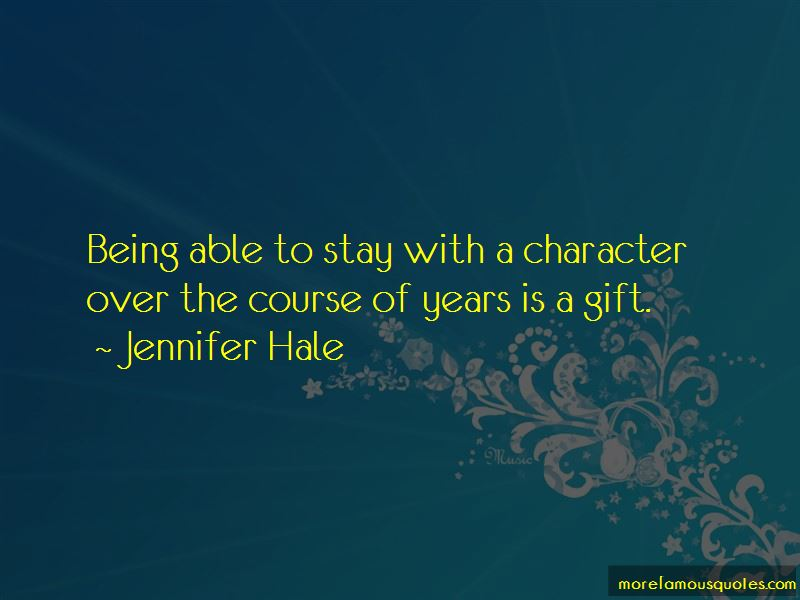Jennifer Hale Quotes Pictures 3