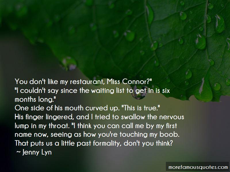 Jenny Lyn Quotes