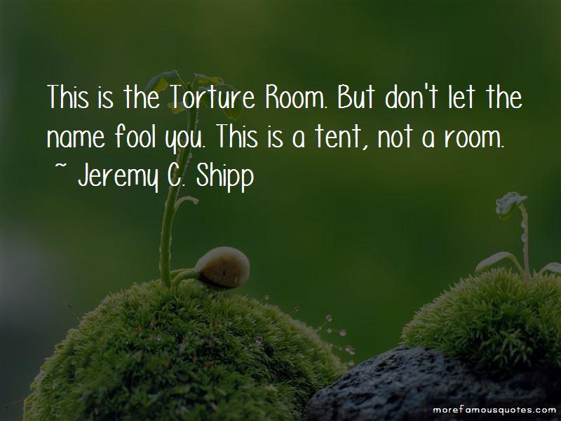 Jeremy C. Shipp Quotes Pictures 2