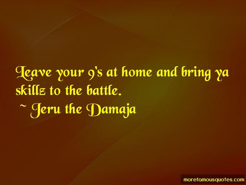 Jeru The Damaja Quotes Pictures 4