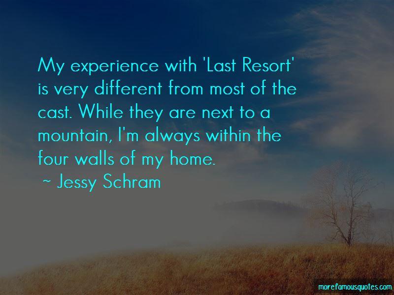 Jessy Schram Quotes Pictures 3