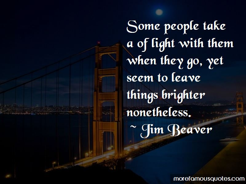 Jim Beaver Quotes Pictures 2