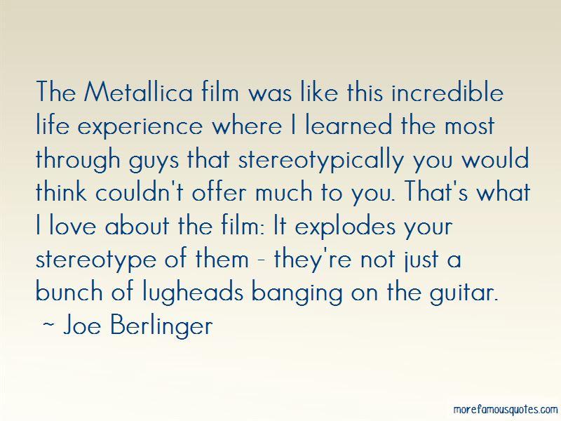 Joe Berlinger Quotes Pictures 3