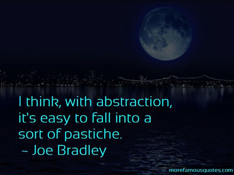Joe Bradley Quotes Pictures 2