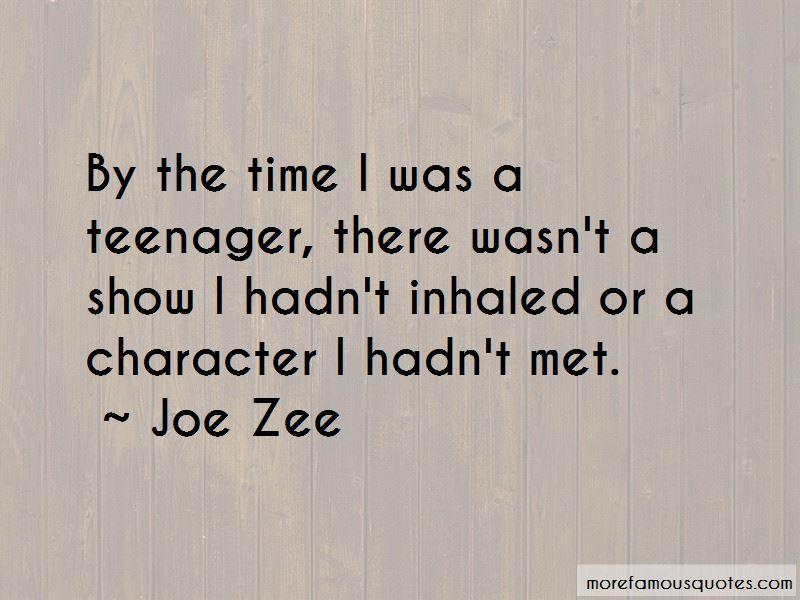 Joe Zee Quotes Pictures 2