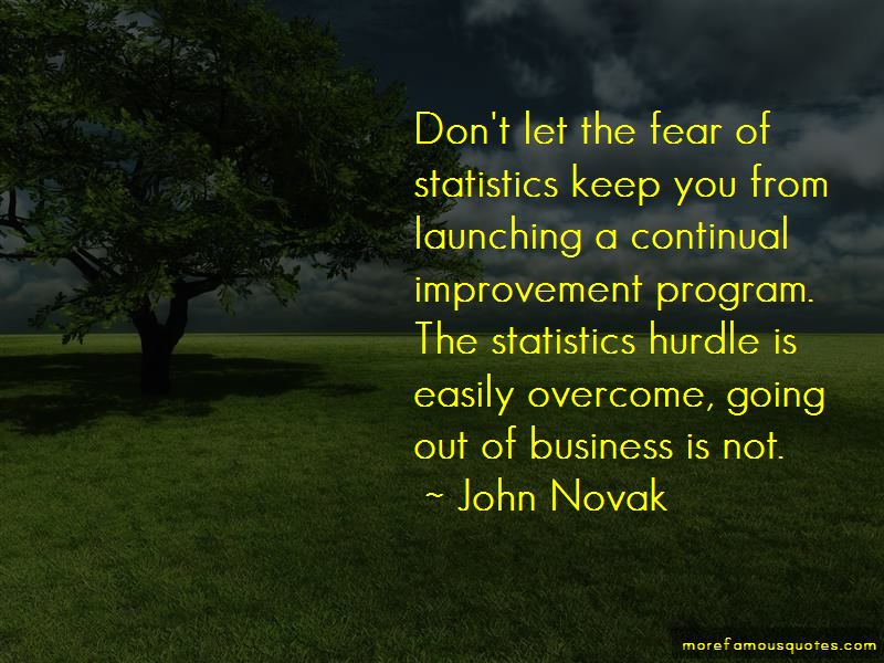John Novak Quotes
