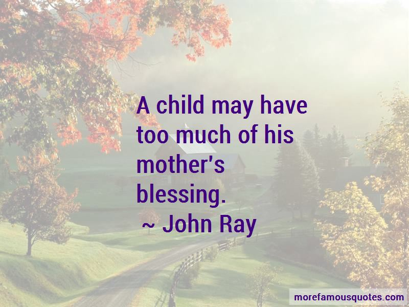 John Ray Quotes Pictures 2