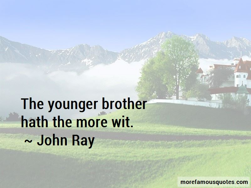 John Ray Quotes Pictures 4