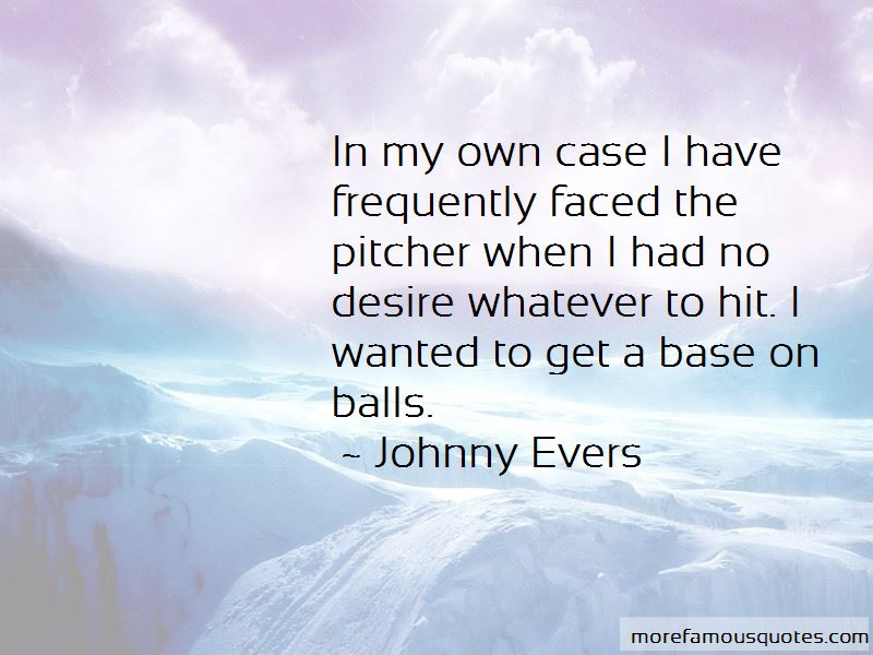 Johnny Evers Quotes Pictures 4