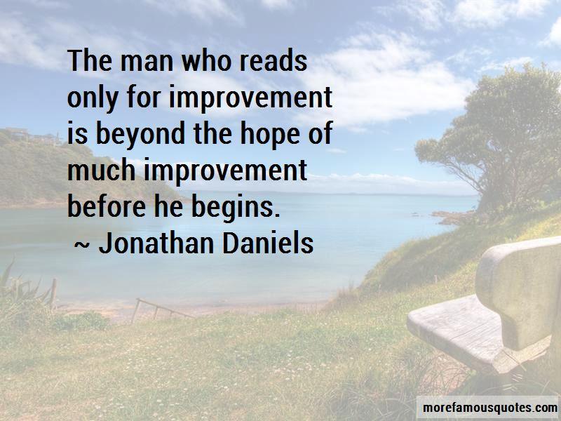 Jonathan Daniels Quotes