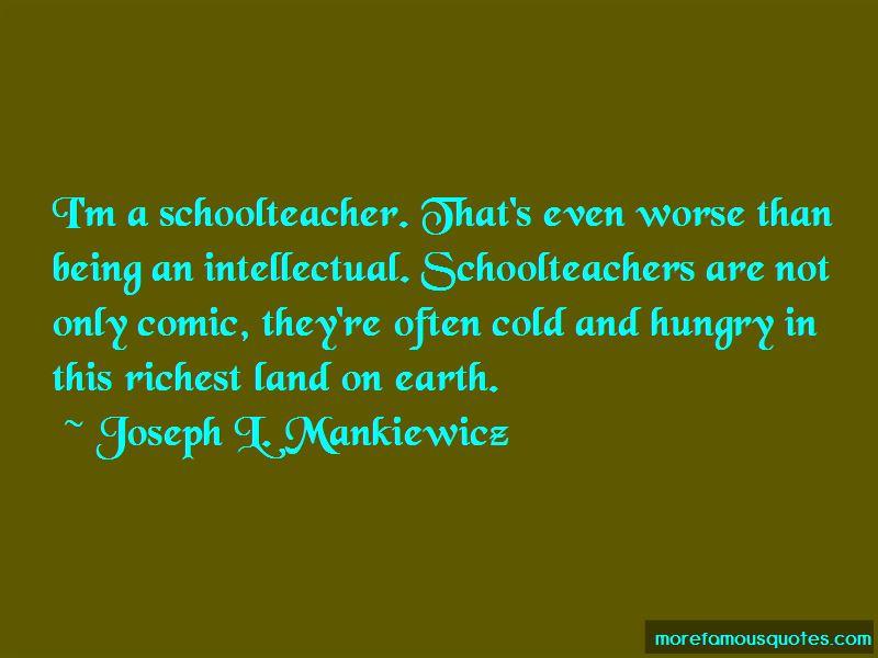Joseph L. Mankiewicz Quotes Pictures 4
