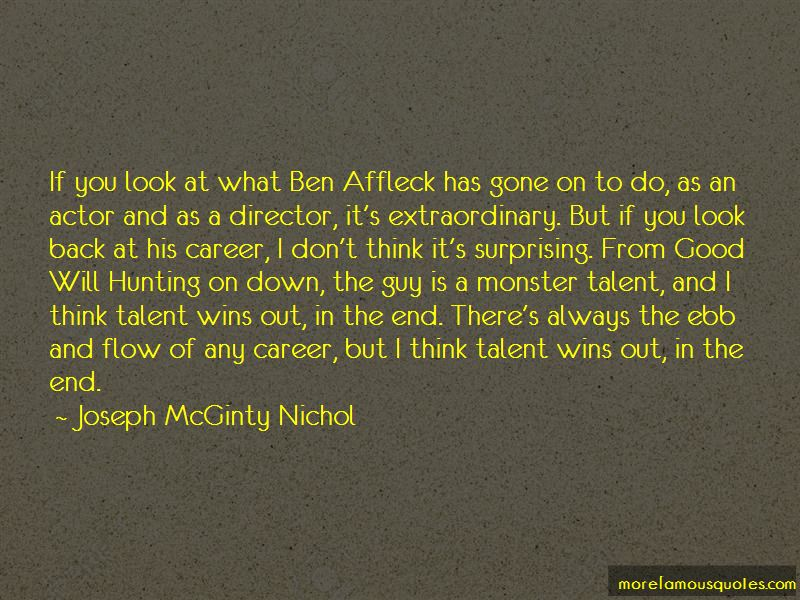 Joseph McGinty Nichol Quotes Pictures 2
