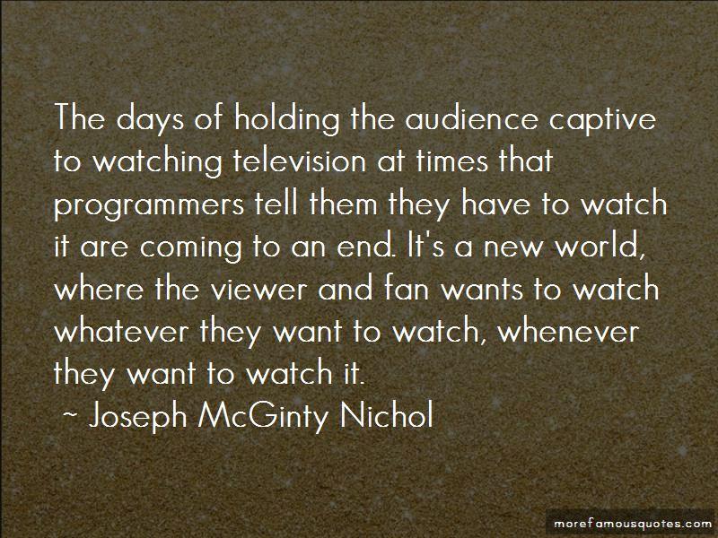 Joseph McGinty Nichol Quotes Pictures 3