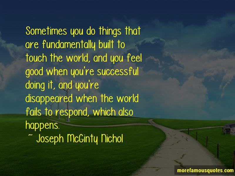Joseph McGinty Nichol Quotes