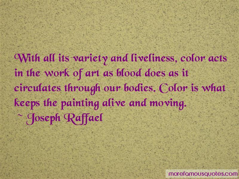 Joseph Raffael Quotes Pictures 4