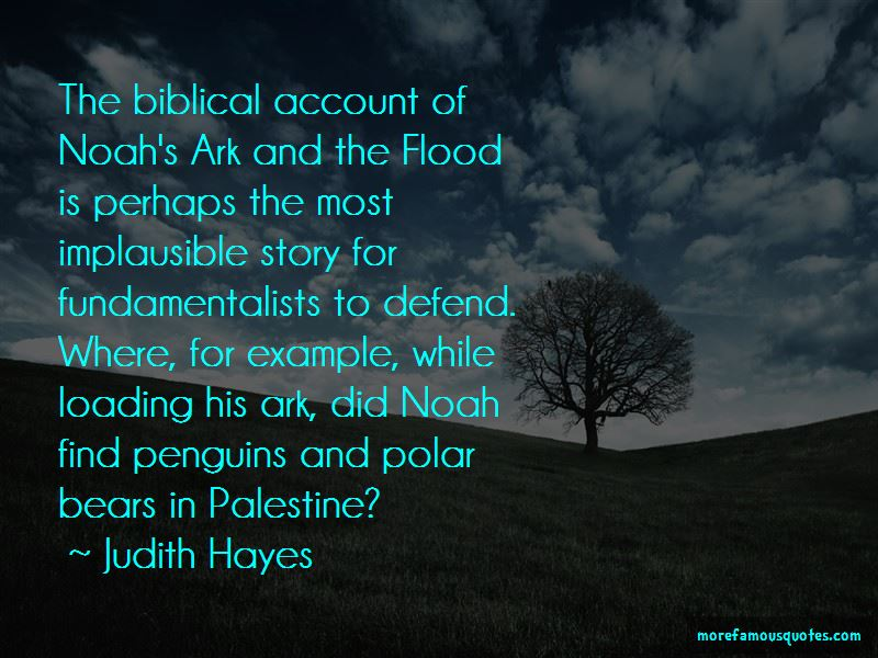 Judith Hayes Quotes Pictures 2