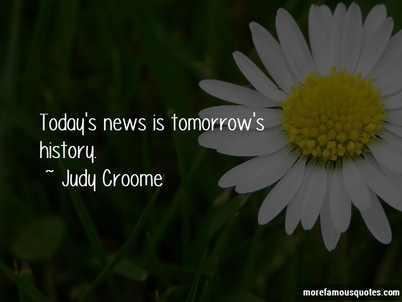 Judy Croome Quotes Pictures 2