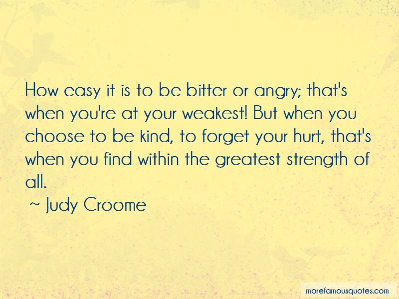 Judy Croome Quotes Pictures 4