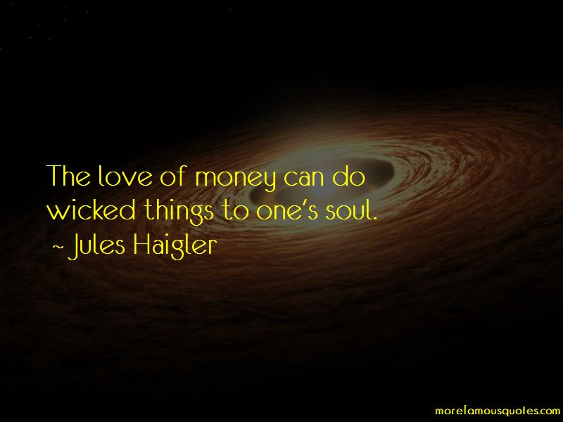 Jules Haigler Quotes Pictures 3