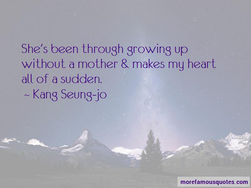 Kang Seung-jo Quotes