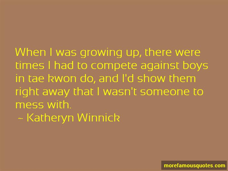 Katheryn Winnick Quotes Pictures 3