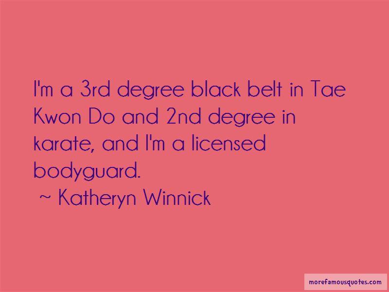 Katheryn Winnick Quotes