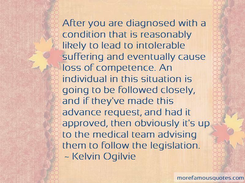 Kelvin Ogilvie Quotes