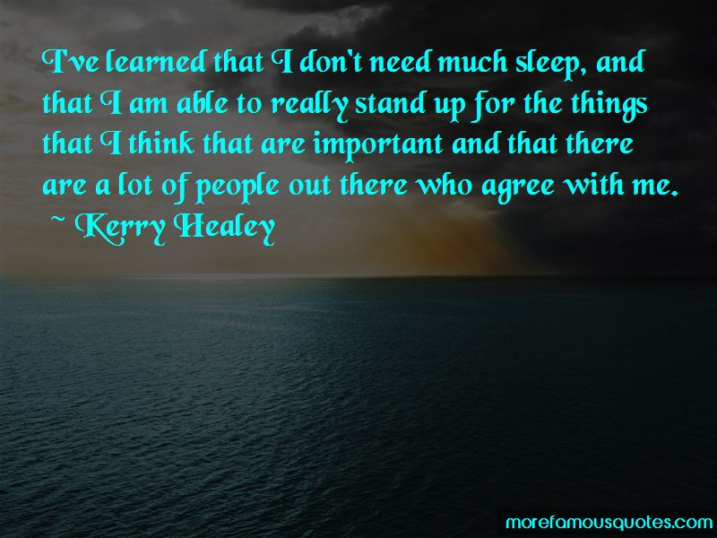Kerry Healey Quotes