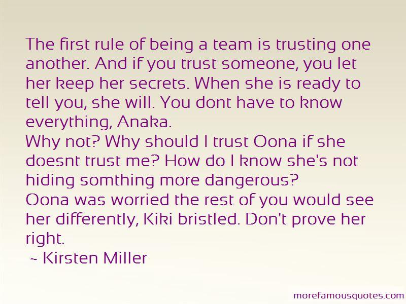 Kirsten Miller Quotes Pictures 3