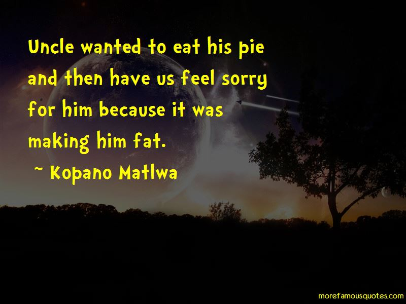 Kopano Matlwa Quotes Pictures 2