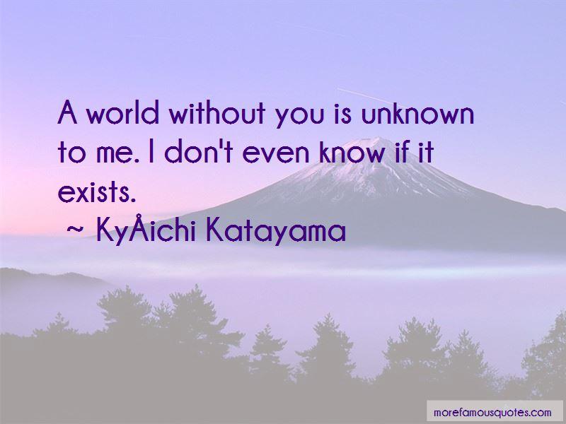 Kyōichi Katayama Quotes Pictures 3