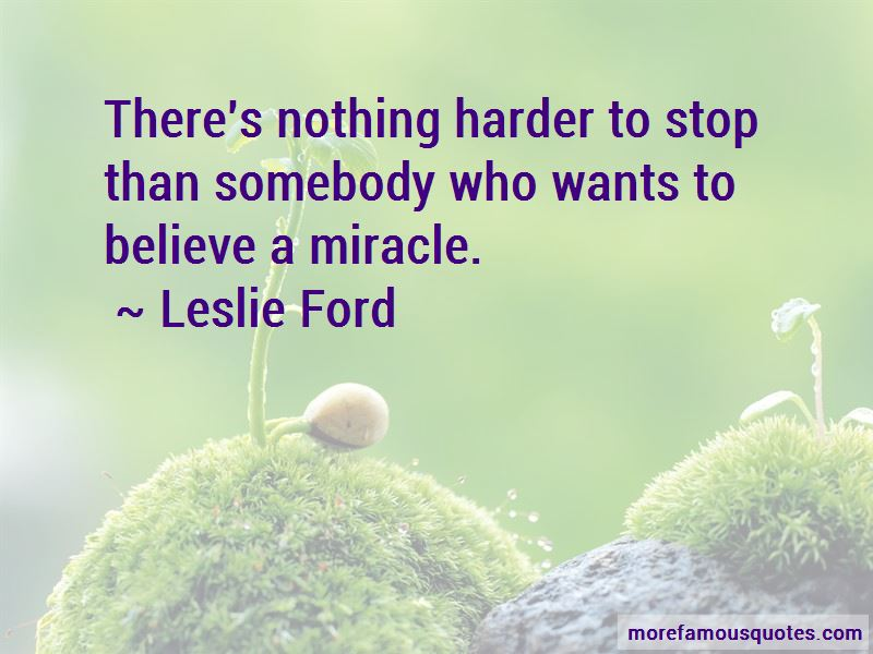 Leslie Ford Quotes Pictures 4
