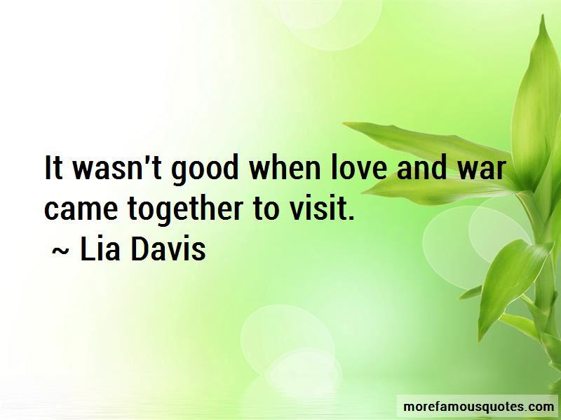 Lia Davis Quotes Pictures 2