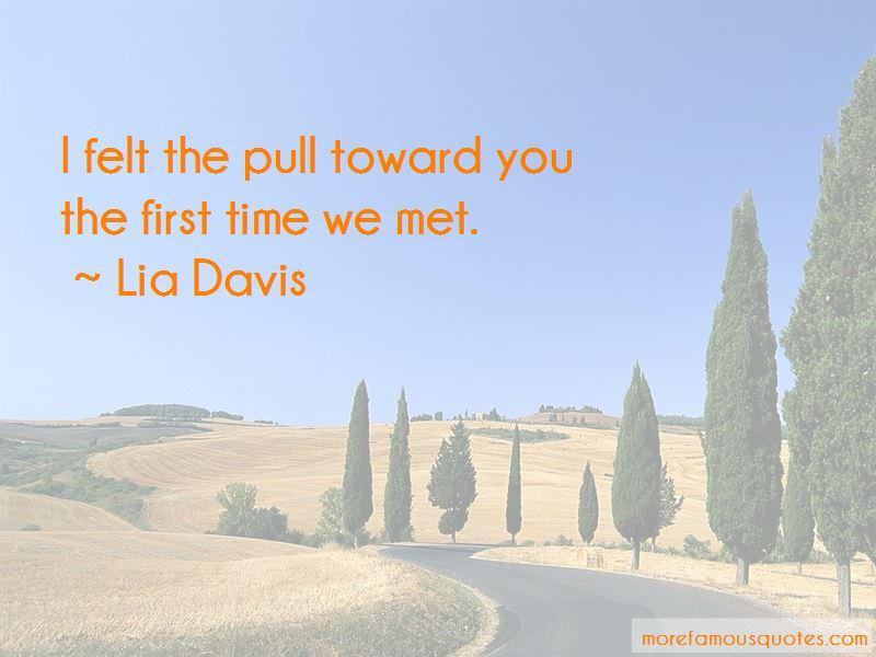 Lia Davis Quotes Pictures 3