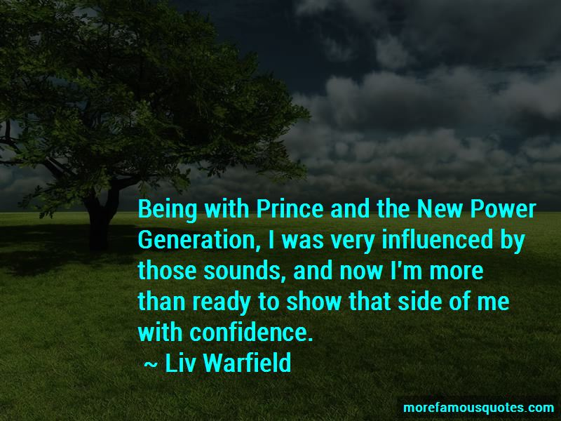 Liv Warfield Quotes Pictures 4