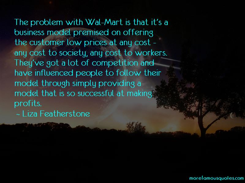 Liza Featherstone Quotes Pictures 2